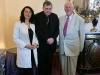 С кардиналом Курт Кох после утренней мессы в Нотр-Дам в Женеве (24.06.2019)