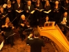Концерт с хором Кантабиле  в Абонне 2015г